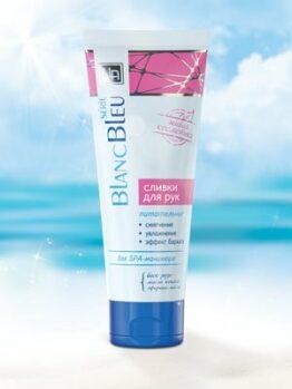 Сливки для рук «Blanc Bleu»