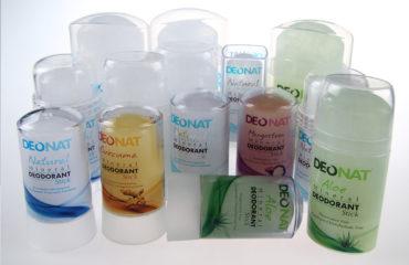Польза натуральных дезодорантов