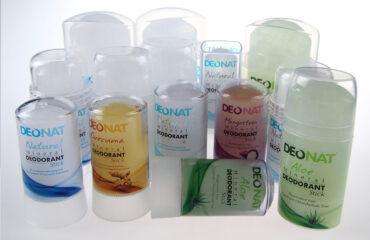 минеральный дезодорант